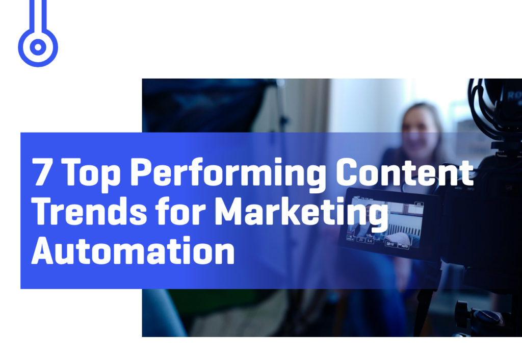 Blog-7 Top Performing ContentTrends for MarketingAutomation